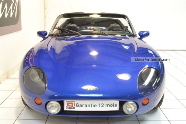 1994 TVR Griffith #24
