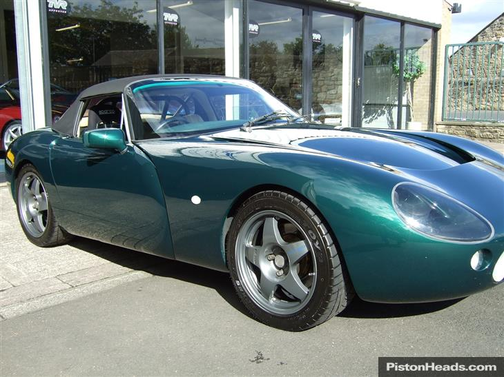 1994 TVR Griffith #19
