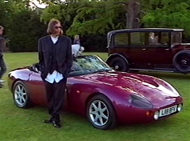 1994 TVR Griffith #14