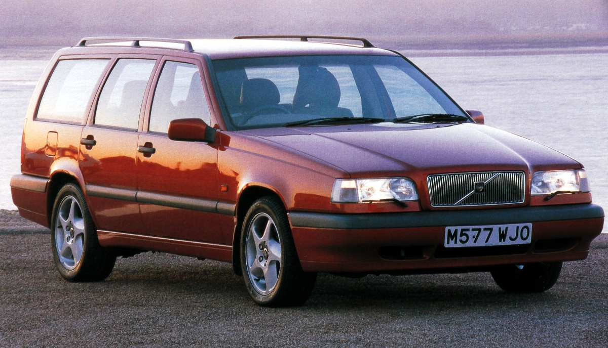 1994 Volvo 850 Photos Informations Articles T5 Engine Diagram 23