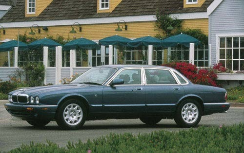 1999 Jaguar Xj-series #2