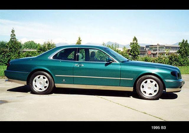 1995 Bentley Java #12