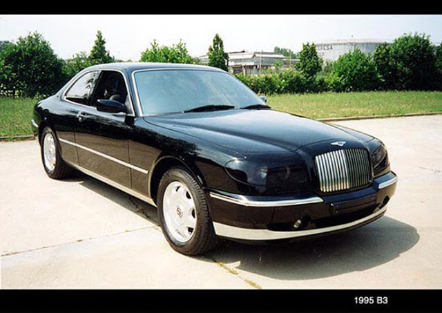 1995 Bentley Java #13