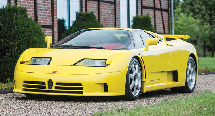 1995 bugatti eb 110 photos informations articles. Black Bedroom Furniture Sets. Home Design Ideas