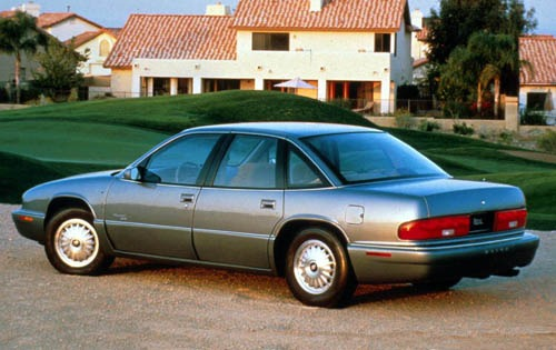 1995 Buick Regal #21