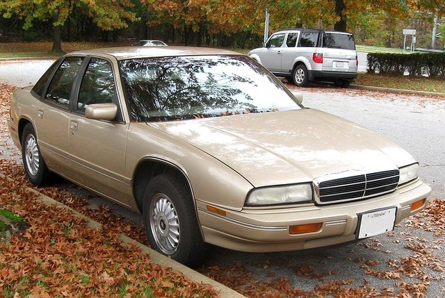 1995 Buick Regal #19
