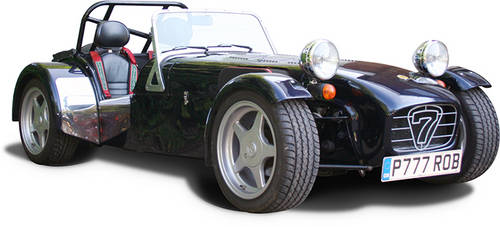 1995 Caterham Super 7 #19