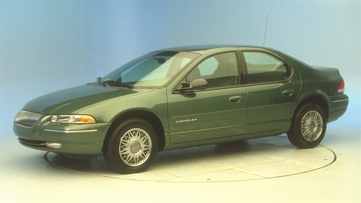 1995 Chrysler Cirrus #16
