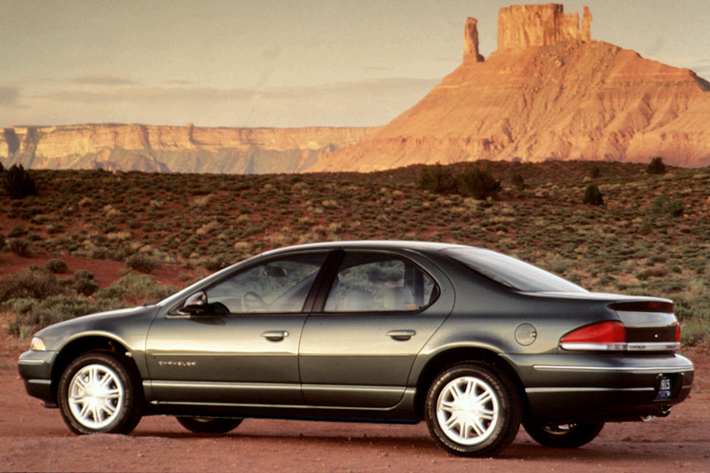 1995 Chrysler Cirrus #21