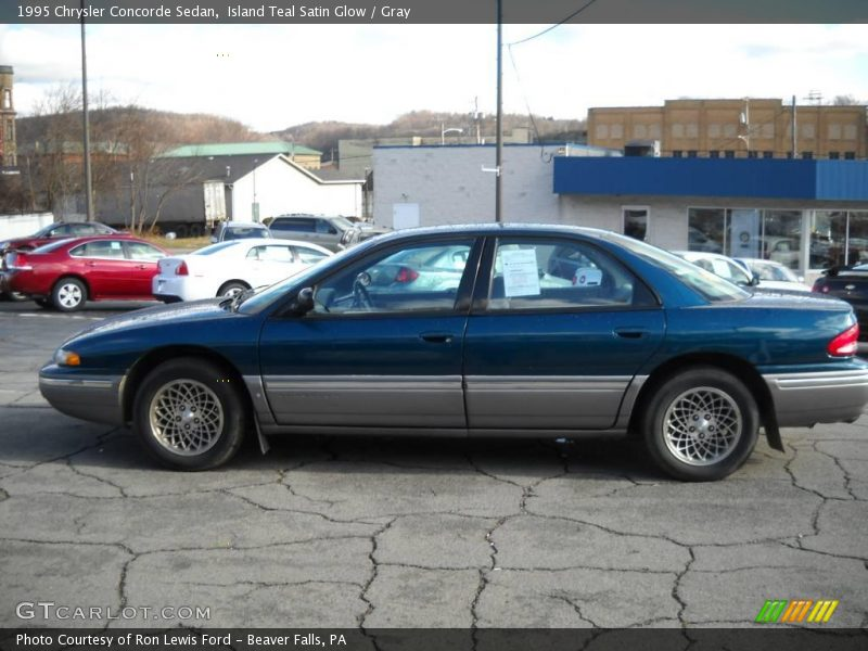 1995 Chrysler Concorde #20