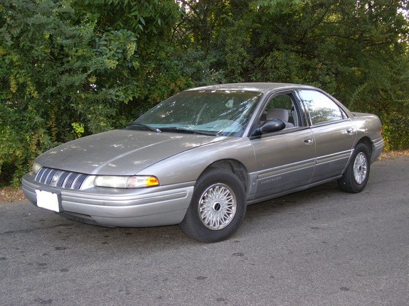 1995 Chrysler Concorde #18