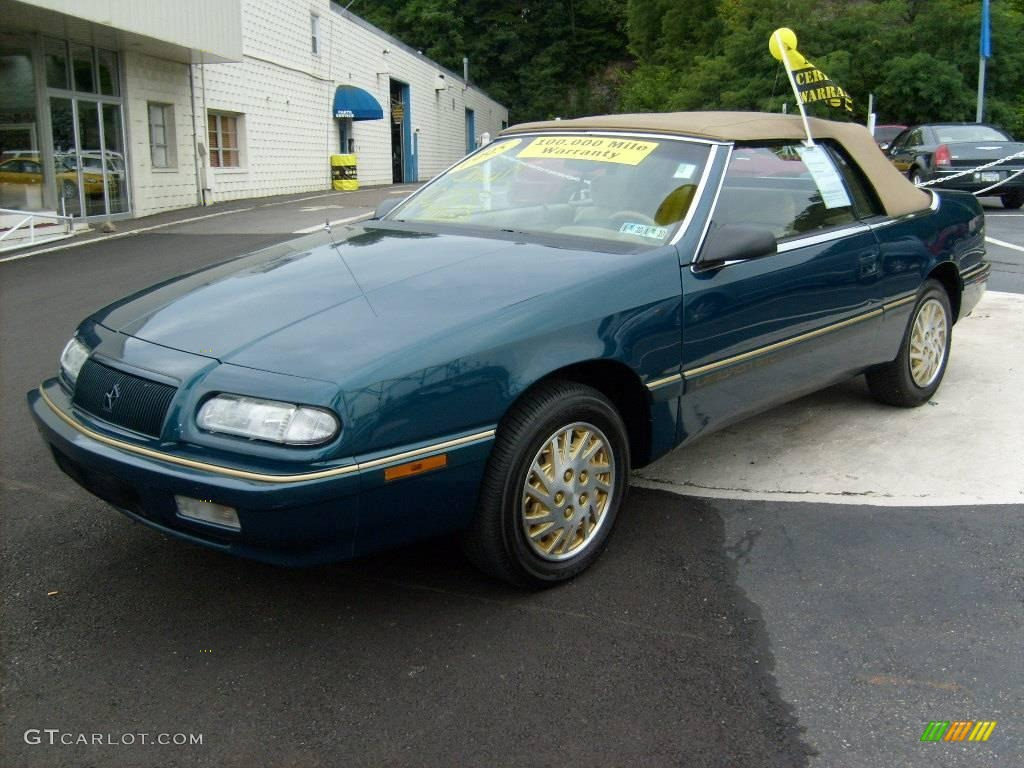 1995 Chrysler Le Baron #19