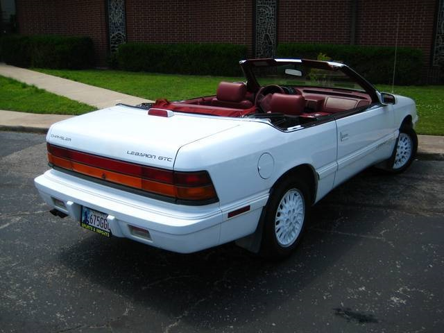 1995 Chrysler Le Baron #17