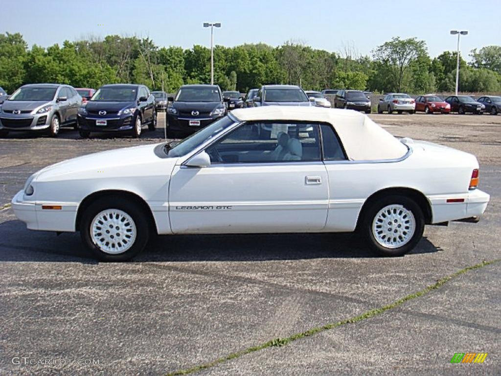 1995 Chrysler Le Baron #20