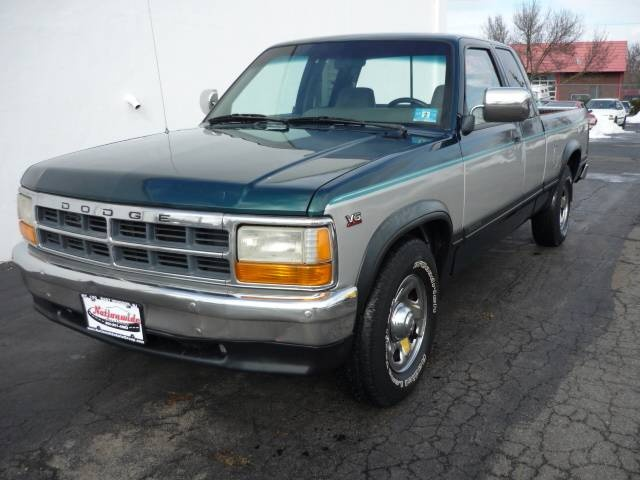 1995 Dodge Dakota #17