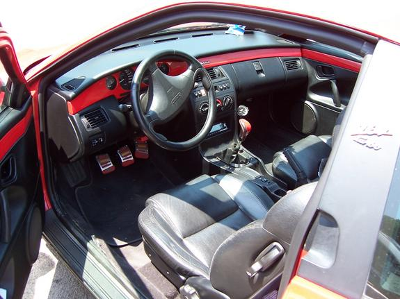 1995 Fiat Coupe #17