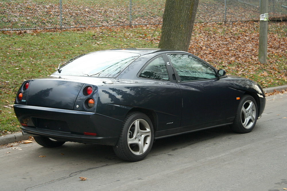 1995 Fiat Coupe #16