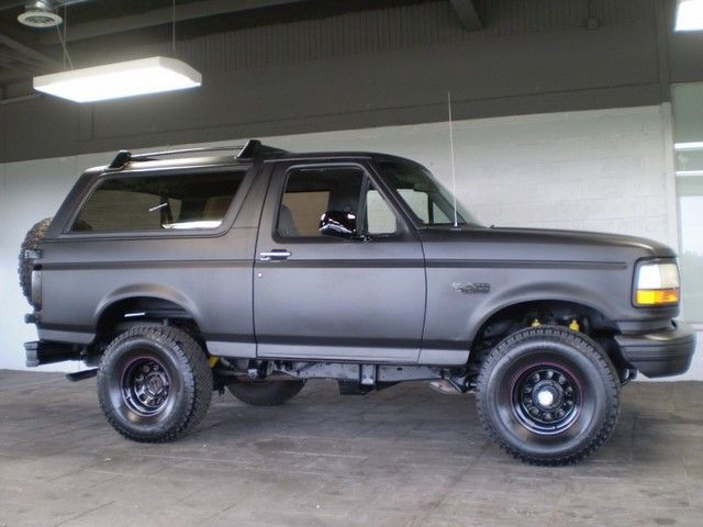 1995 Ford Bronco #23