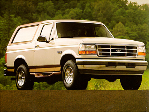 1995 Ford Bronco #20