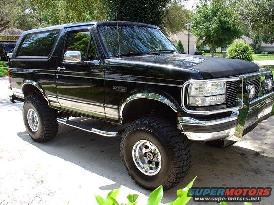 1995 Ford Bronco #29