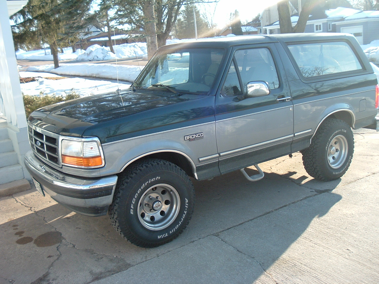 1995 Ford Bronco #25