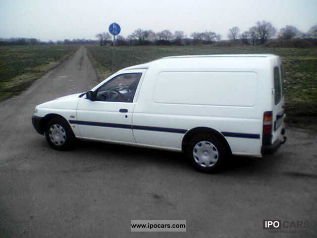 1995 Ford Courier #16