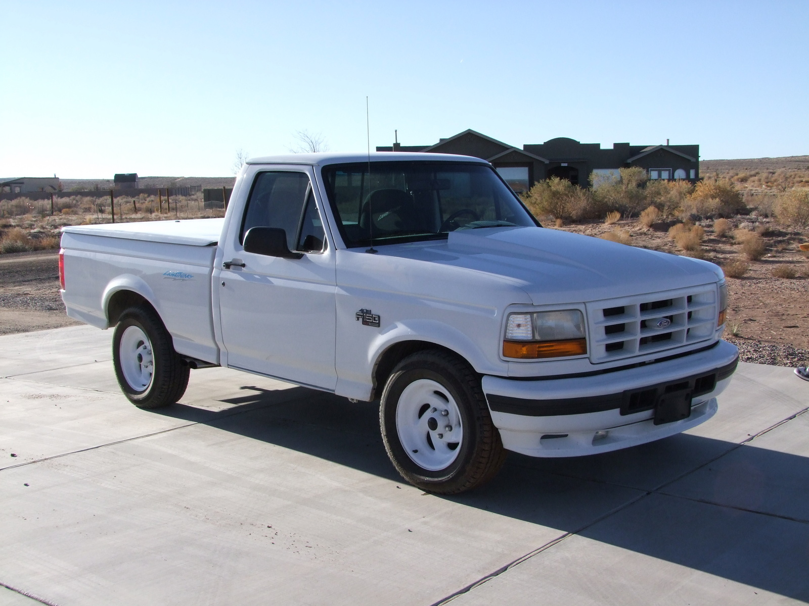 1995 Ford F-150 Svt Lightning #14