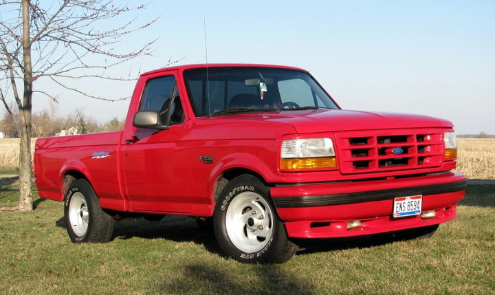 1995 Ford F-150 Svt Lightning #20