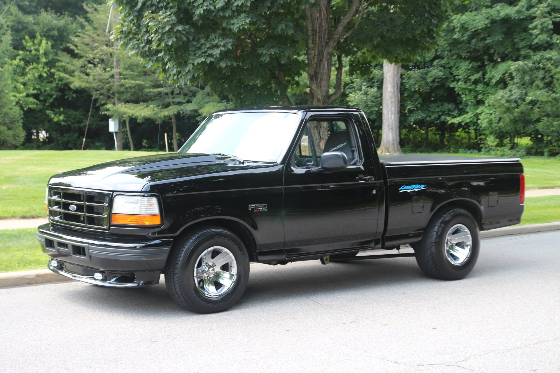 1995 Ford F-150 Svt Lightning #15