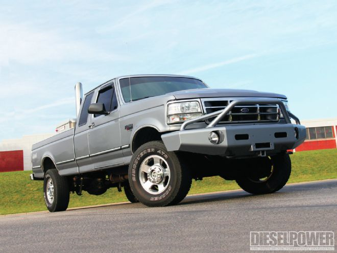 1995 Ford F-250 #21