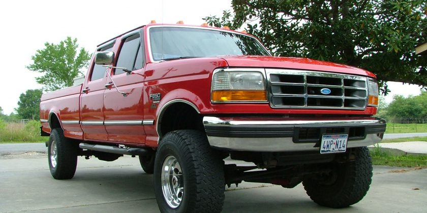 1995 Ford F-250 #22