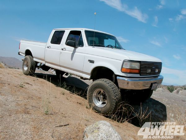 1995 Ford F-350 #16