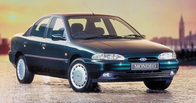 1995 Ford Mondeo #14