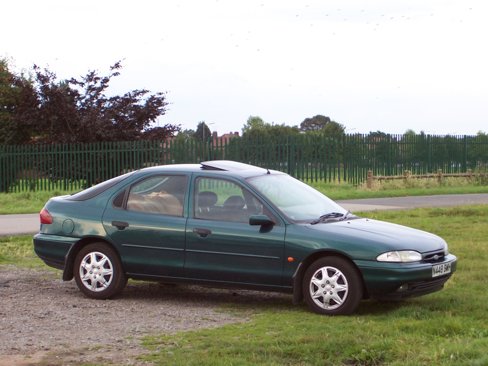 1995 Ford Mondeo #13