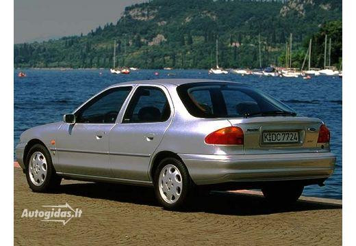 1995 Ford Mondeo #16