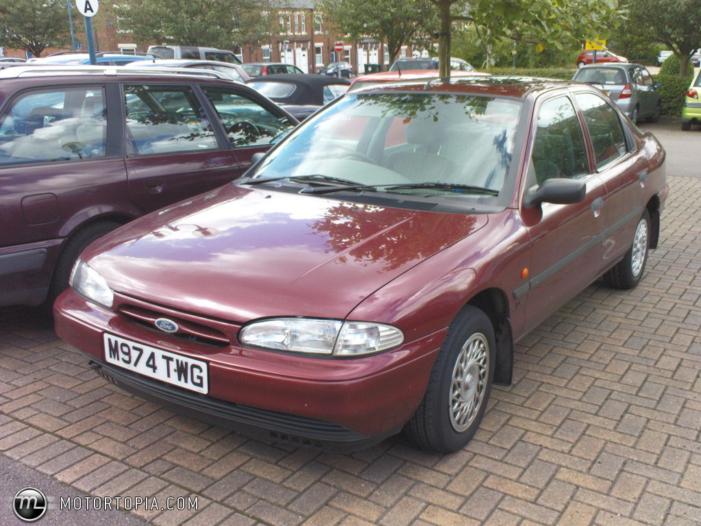 1995 Ford Mondeo #15