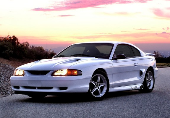 1995 Ford Mustang #20