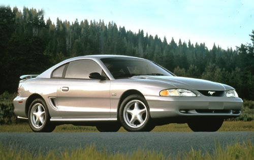 1995 Ford Mustang #17
