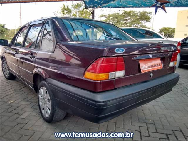 1995 Ford Versailles #12