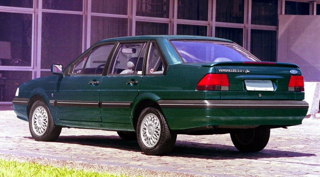 1995 Ford Versailles #15