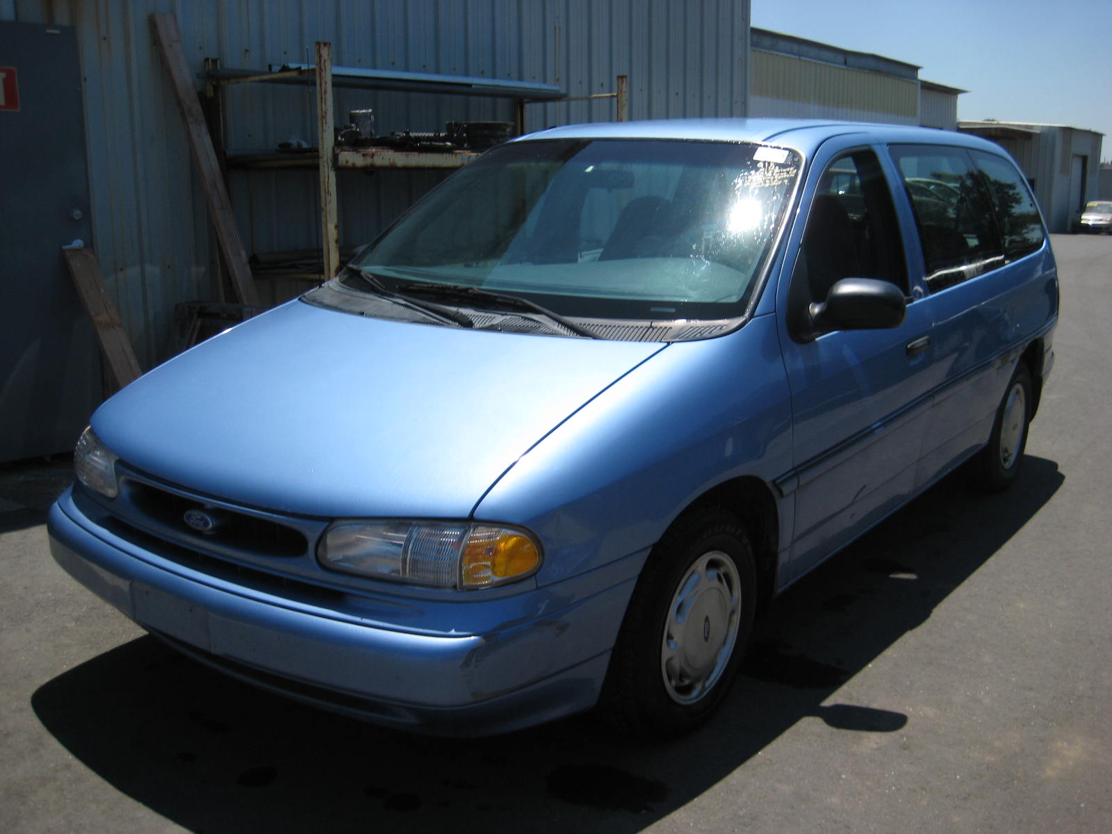 1995 Ford Windstar #21