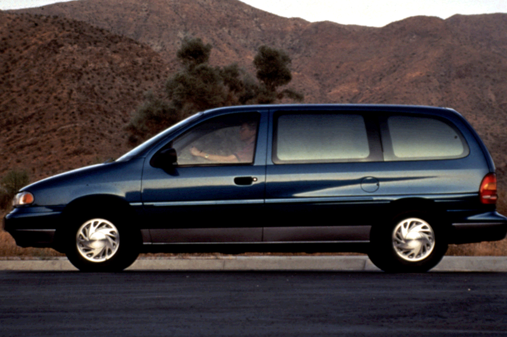 1995 Ford Windstar #20