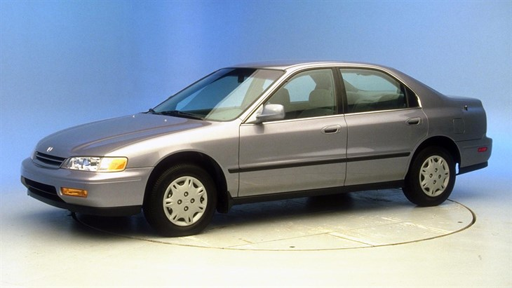 1995 Honda Accord #17