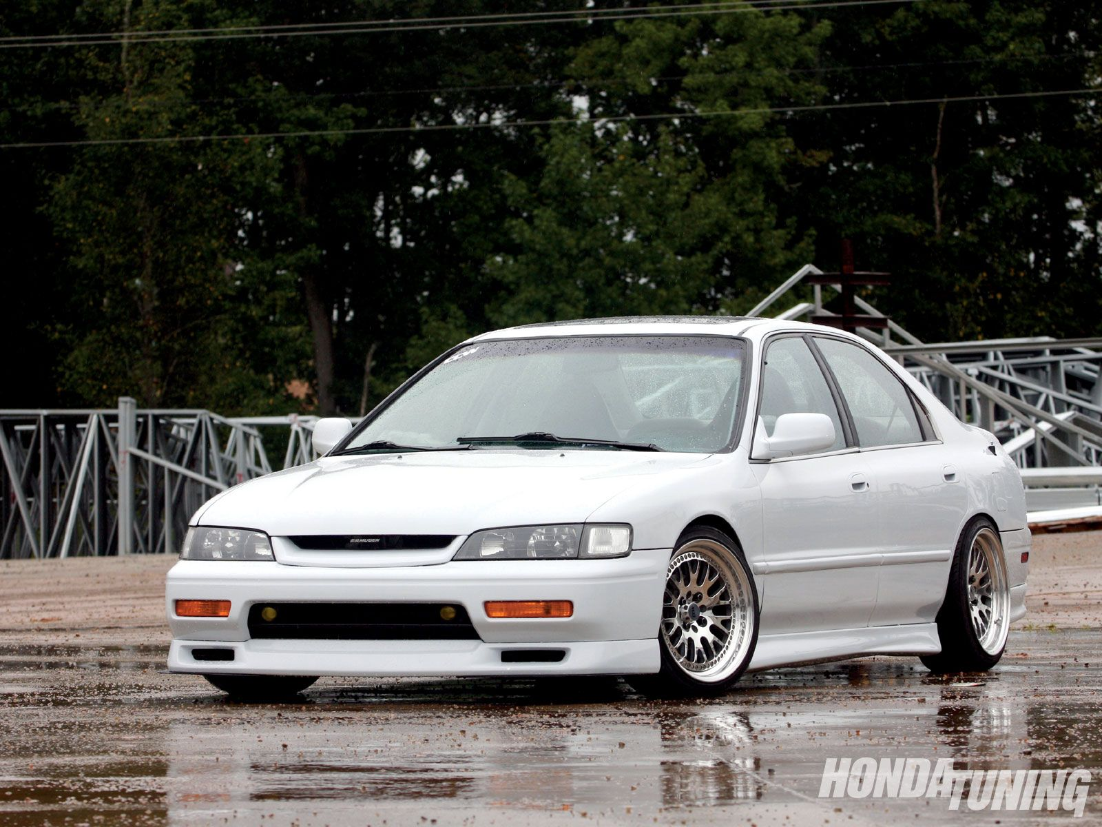 1995 Honda Accord #19