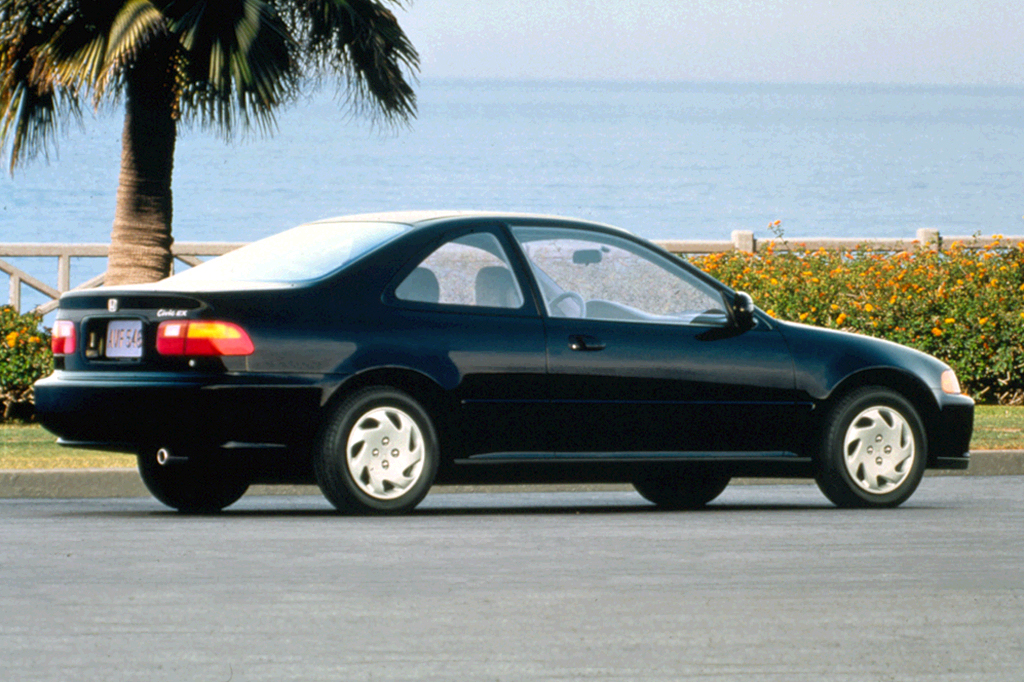 1995 Honda Civic #19