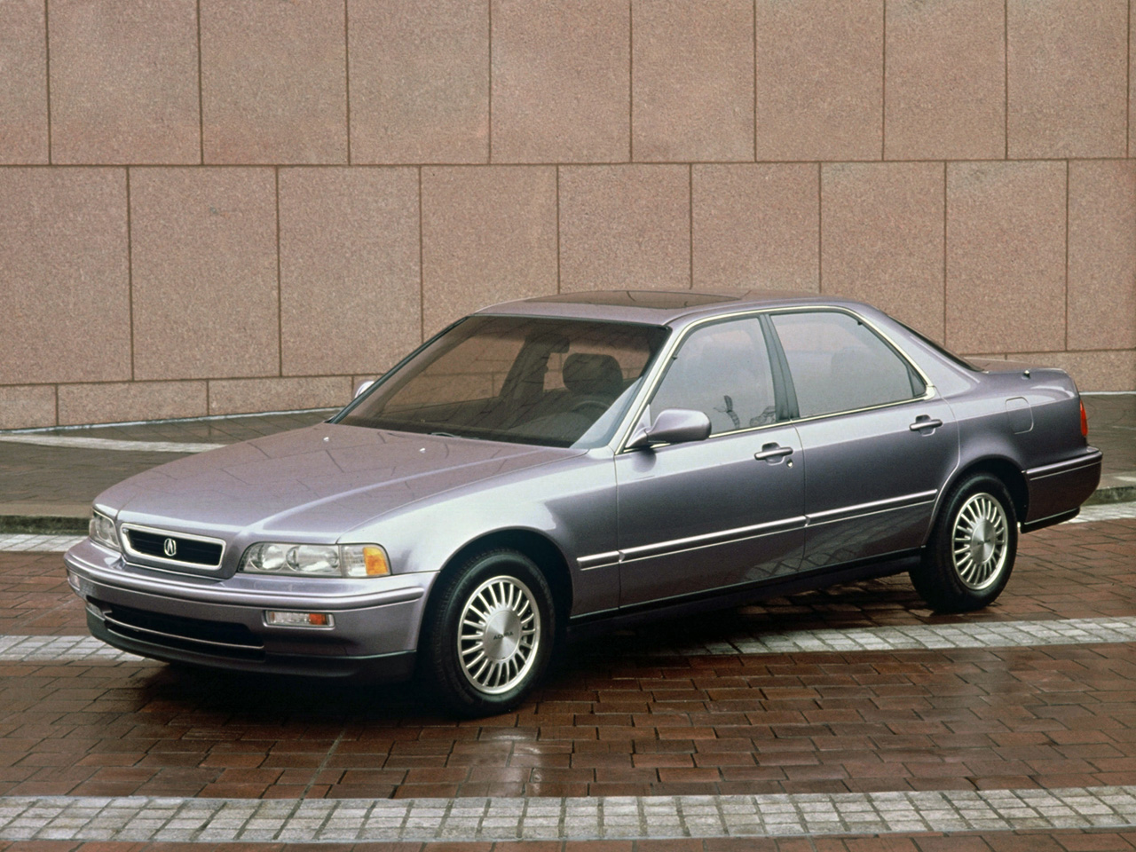 1995 Honda Legend #15