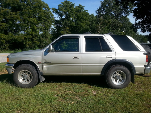 1995 Honda Passport #9
