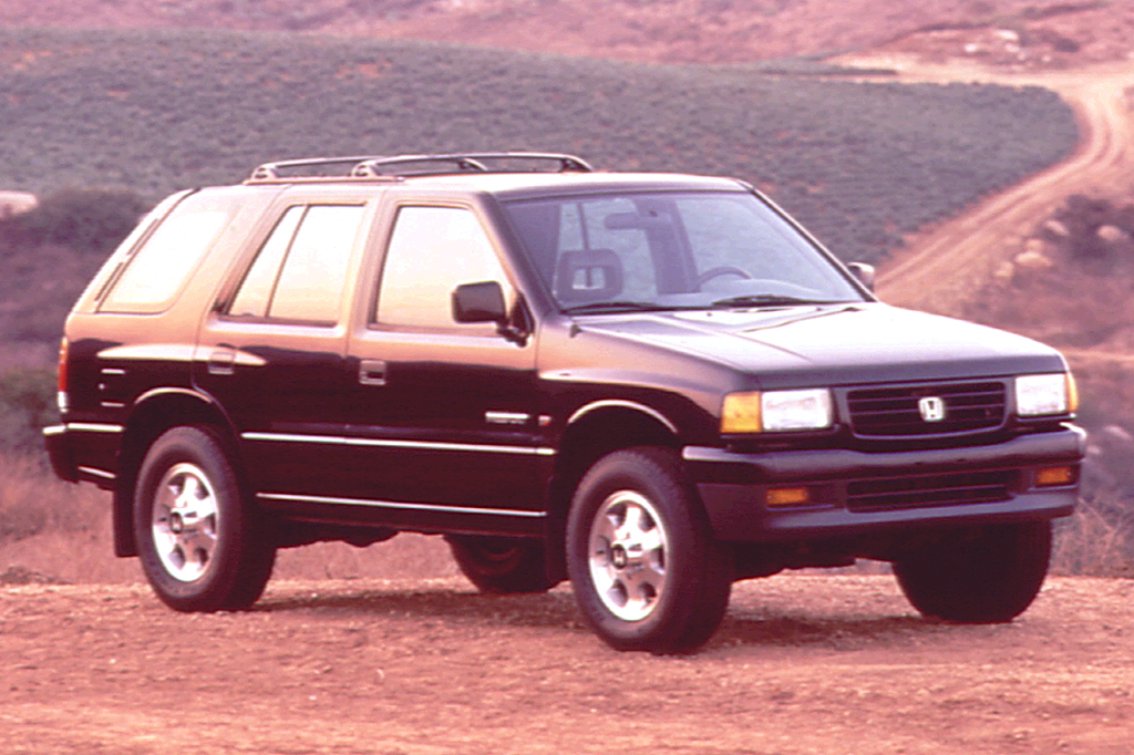 1995 Honda Passport #11