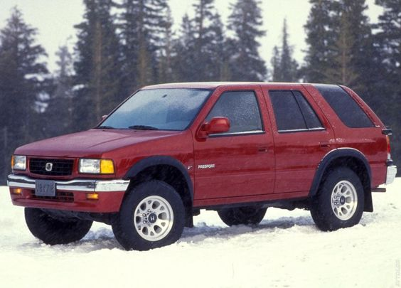 1995 Honda Passport #13