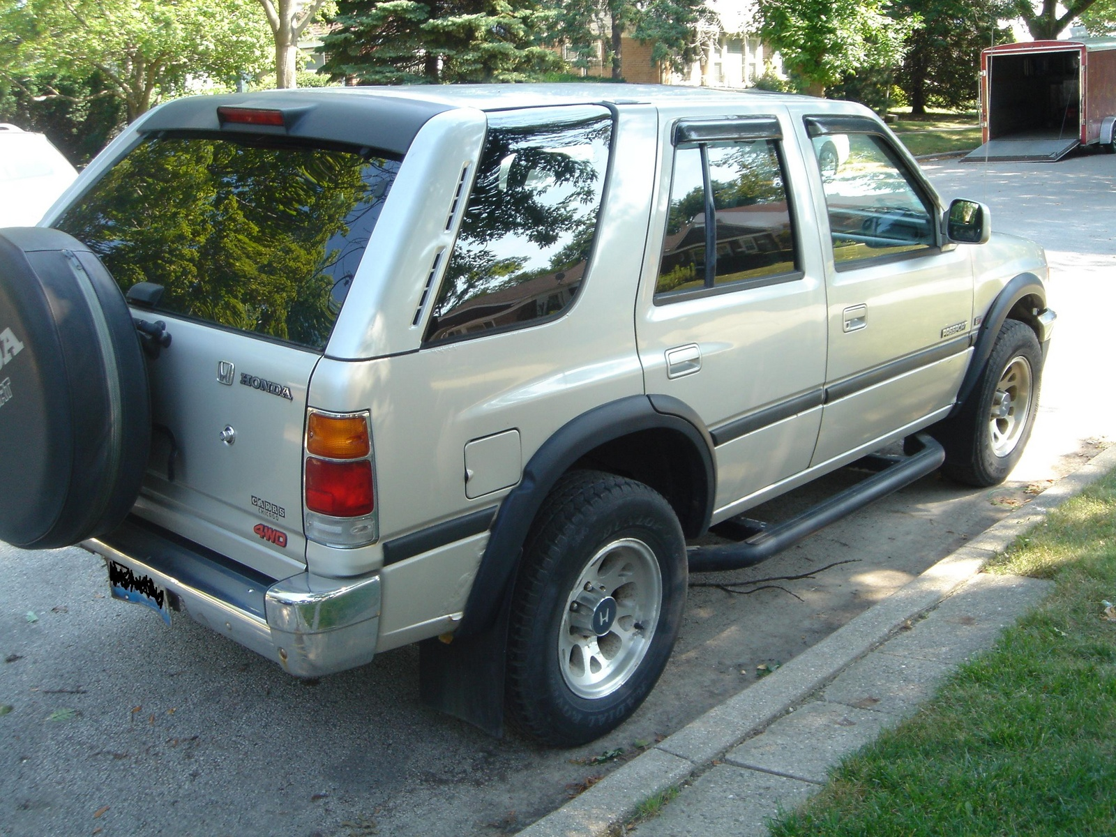 1995 Honda Passport #10